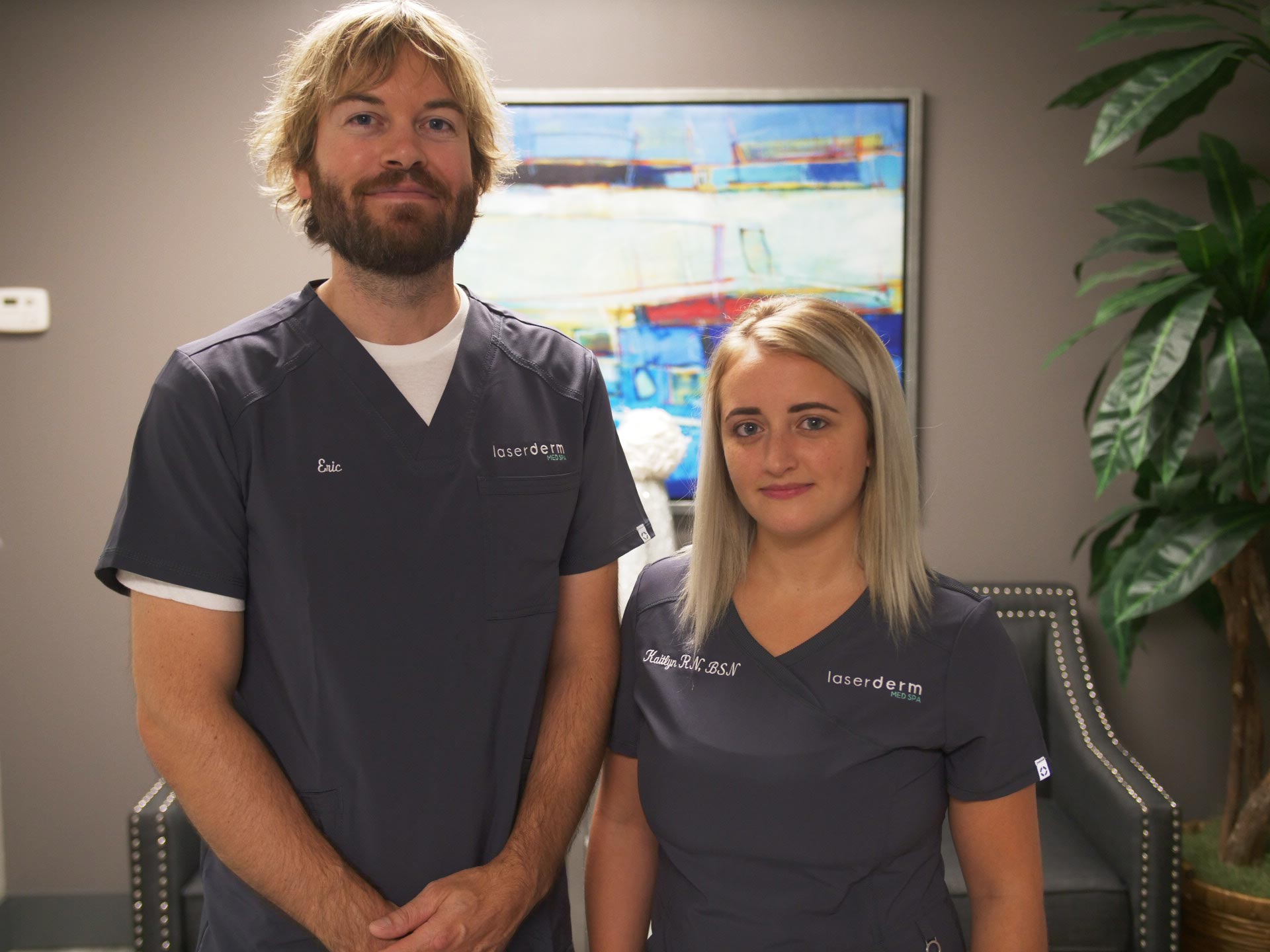 Laser Derm Med Spa Staff
